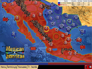 Mexican American War Screenshot
