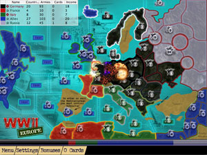 WWII Europe Screenshot