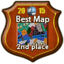 Luxtoberfest 12 Best Map Second: Castle Lux - Three Kings