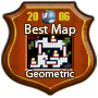 Luxtoberfest III Best Geometric Map