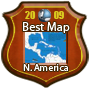 Luxtoberfest 6 Best North America Map Winner