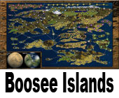 Boosee Islands - Mars - 2366 A.D.