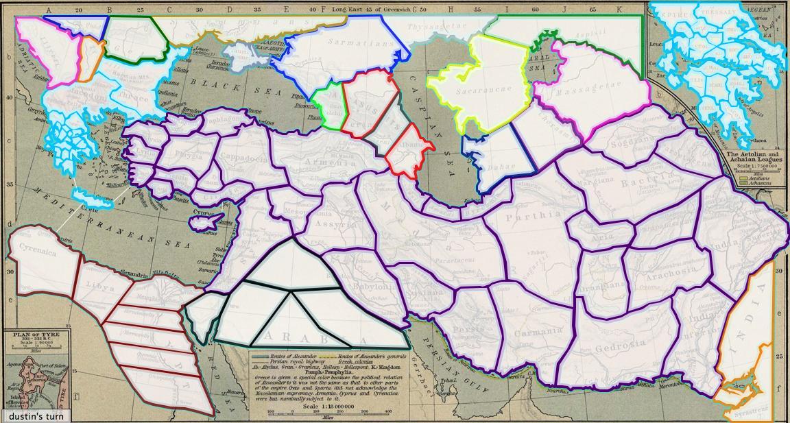 Ancient Macedonian Empire Macedonian Empire