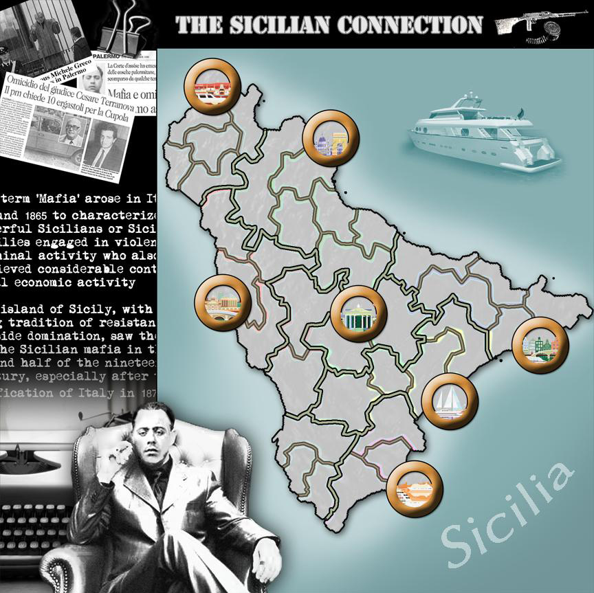 Mafia - The Sicilian Connection