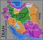 Middle East III - Iran