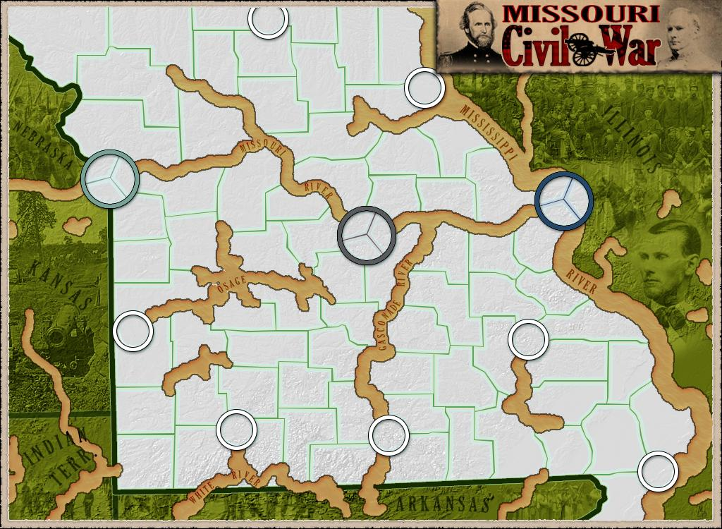 Missouri - Civil War