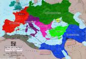 ROME - Peril of 3 Empires 260AD
