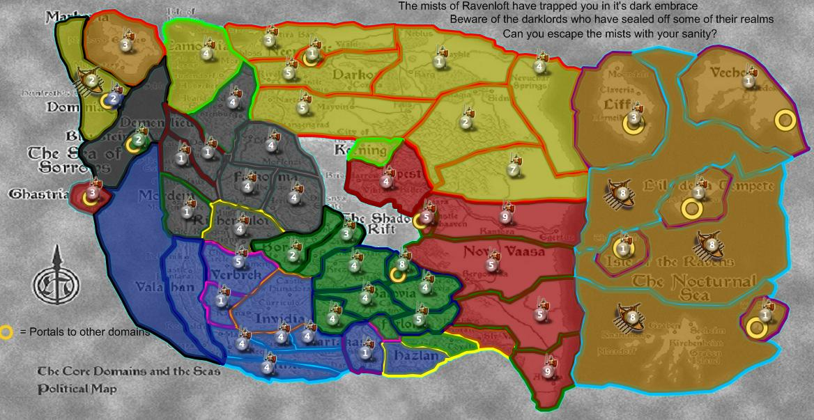 Ravenloftc2 Map
