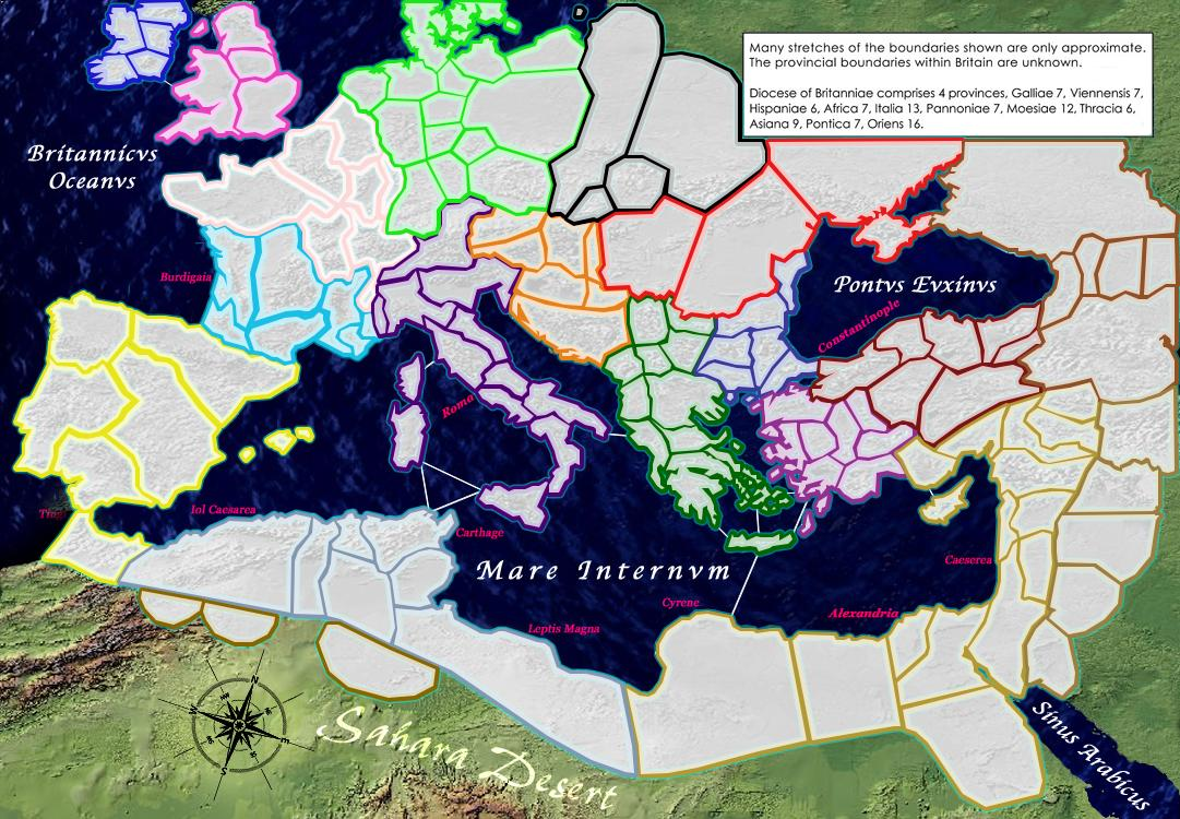 Roman empire c300ad map gumiabroncs Images