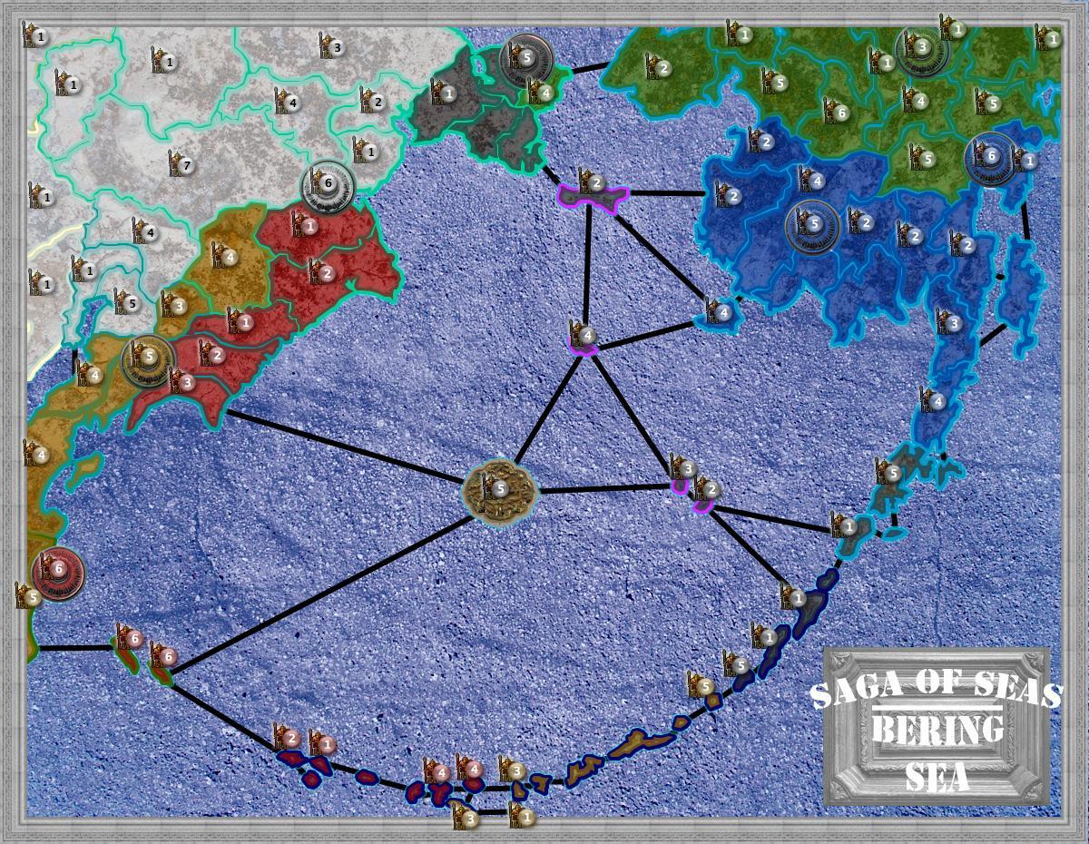 Saga of Seas