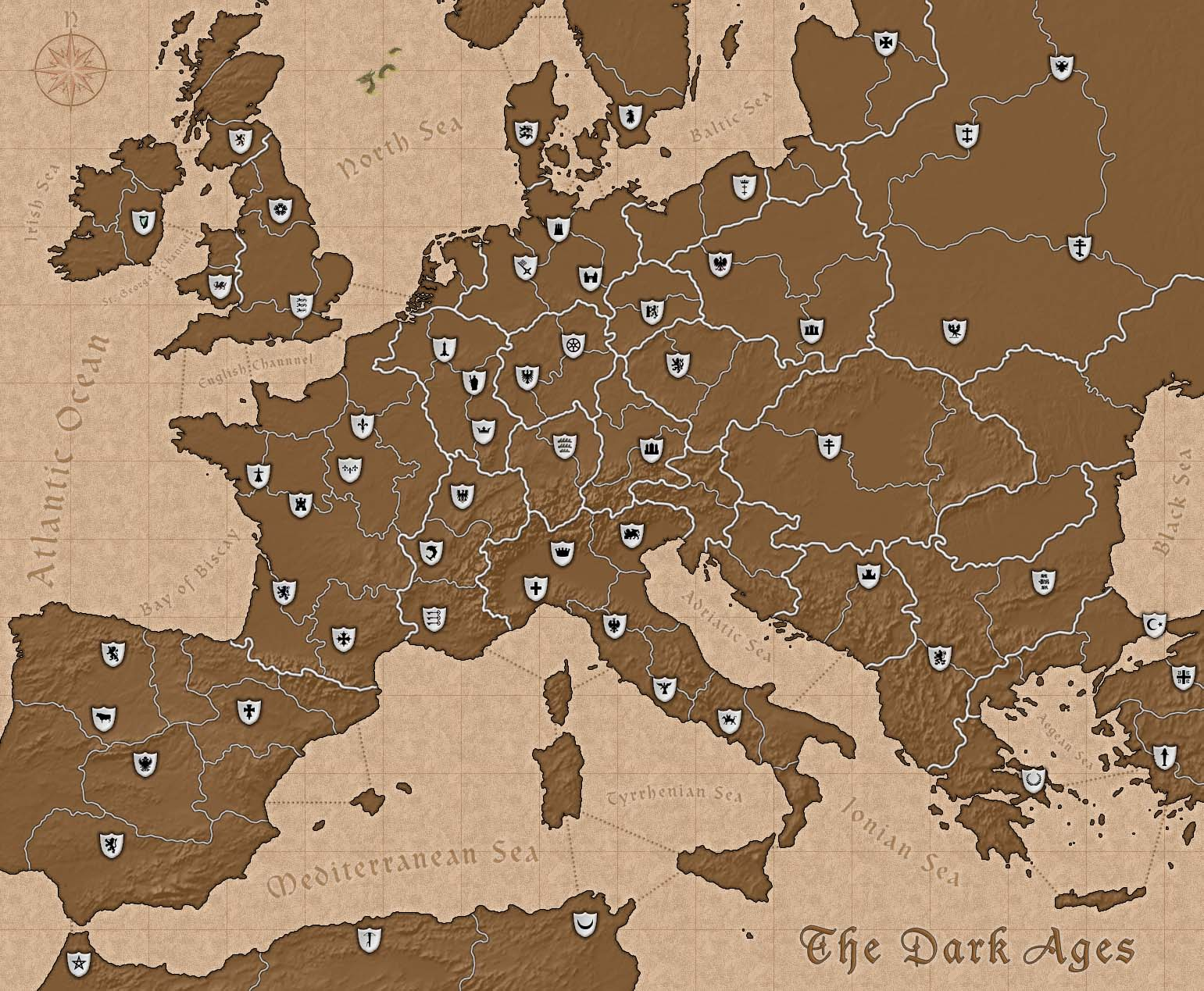 dark ages in europe Dark ages synonyms, dark ages pronunciation, dark ages translation, english dictionary definition of dark ages n 1 dark ages a the period in europe from the fall of rome in the fifth century ad to the restoration of relative political stability around the year.