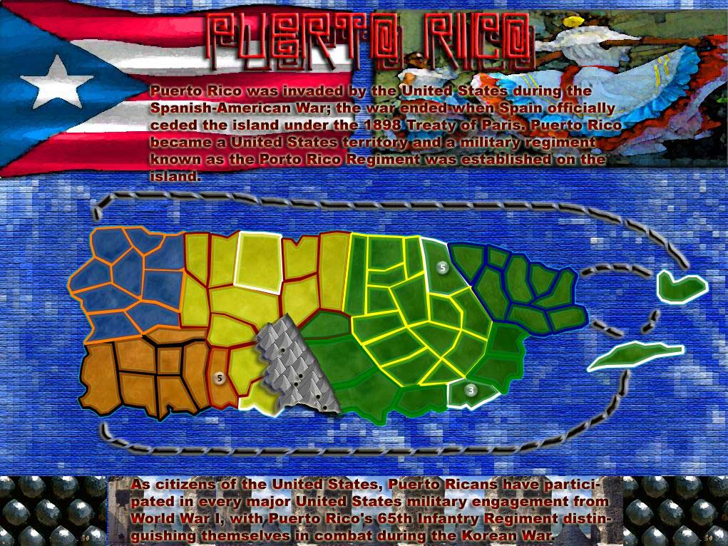 Puerto Rico Has Fought In Every Major Conflict With Usa Since Wwi They Are Recognized As Citizens But Haven T Been Granted Statehood Wtf 0 Americans