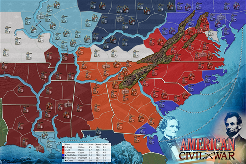 Lux Alliance - Axis & Allies meets Diplomacy Strategy Game