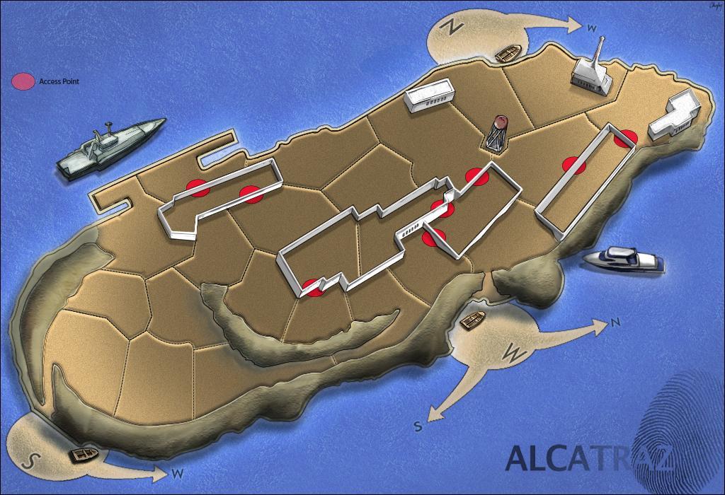 alcatraz prison escape plan - photo #12