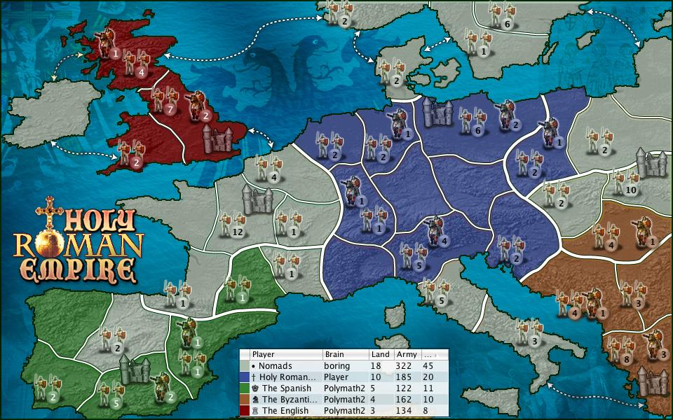 roman empire games online