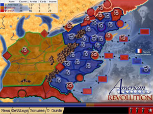 American Revolution Screenshot