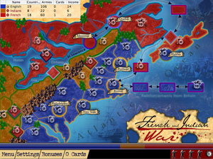 French and Indian War Screenshot