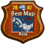 Luxtoberfest IV Best Asia-Pacific Map