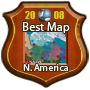 Luxtoberfest V Best North American Map