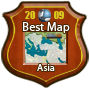 Luxtoberfest 6 Best Asia Map Winner