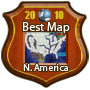 Luxtoberfest 7 Best North American Map