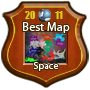 Luxtoberfest 8 Best Space Map