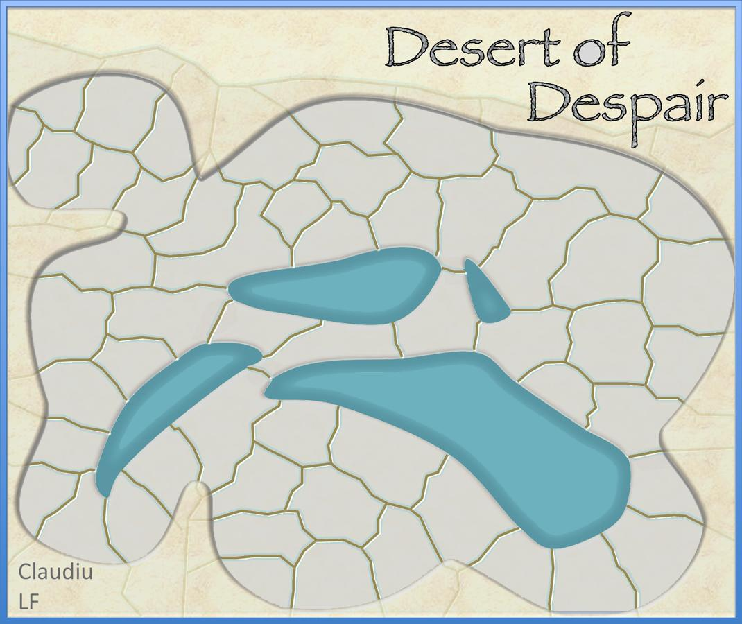 Desert of Despair