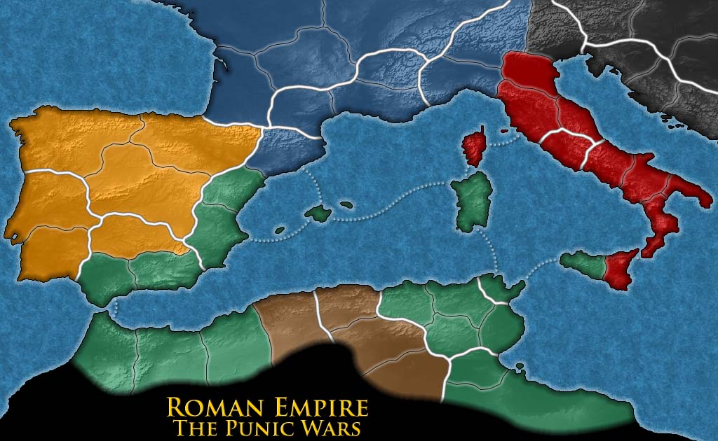 Roman empire ii map roman empire ii gumiabroncs Image collections