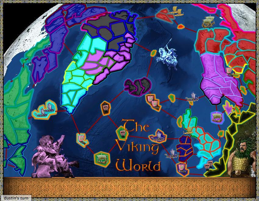 The Viking World Map