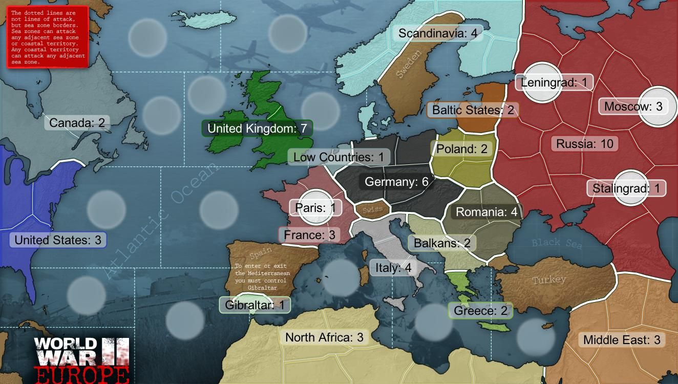 WWII Europe Redux
