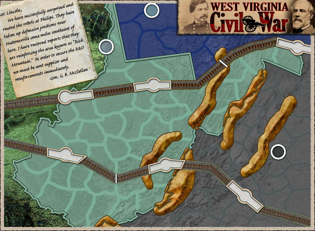 West Virginia - Civil War