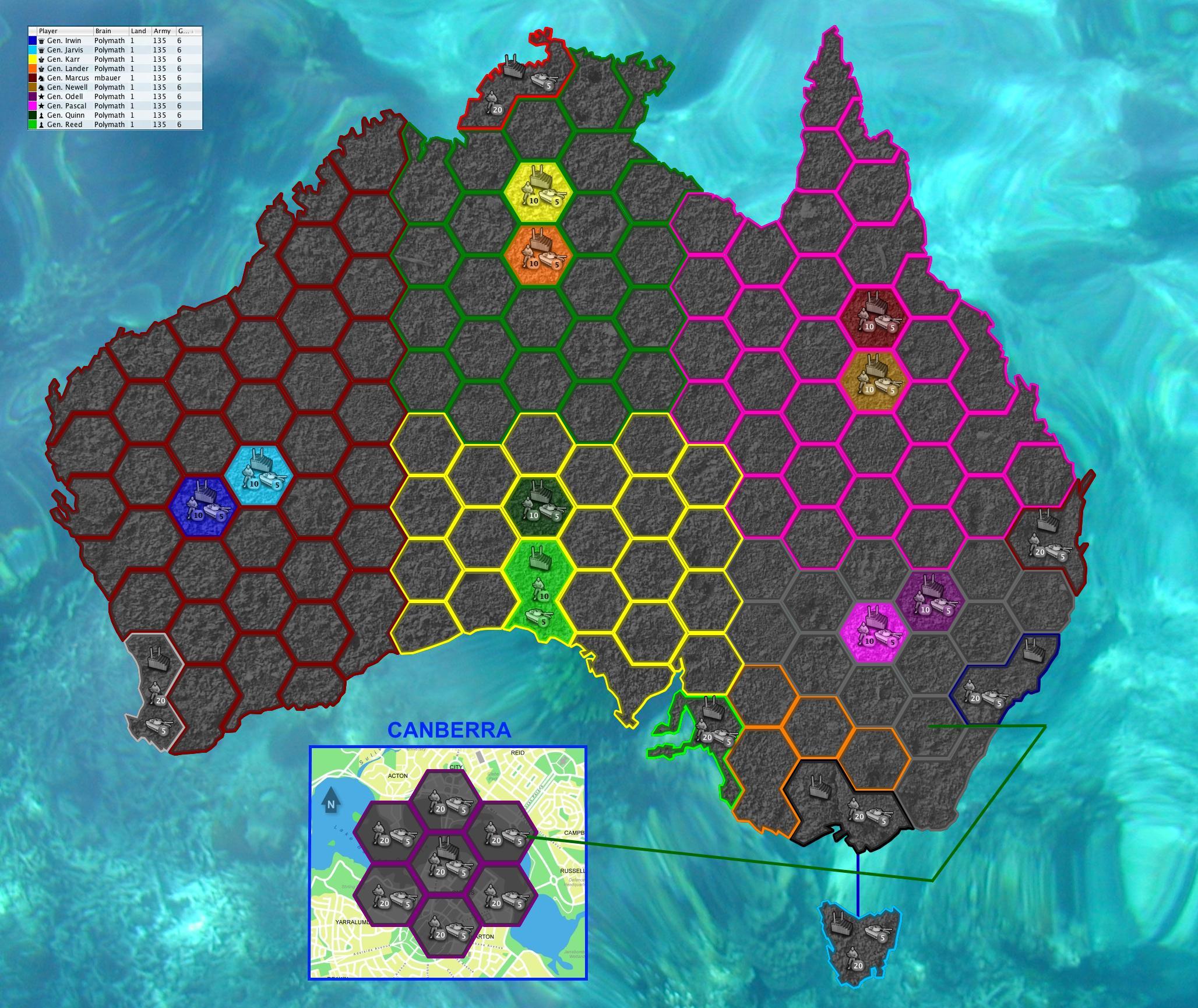 extreme australia
