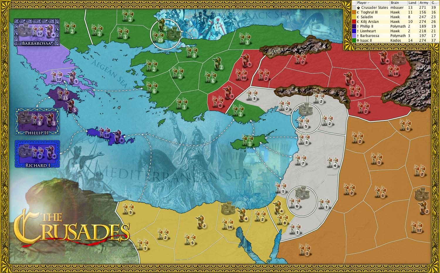 rise of the third crusade with There are both christian and muslim sources for the third crusade richard de  templo  his rise to power signaled the beginning of the ayyubid dynasty 62.